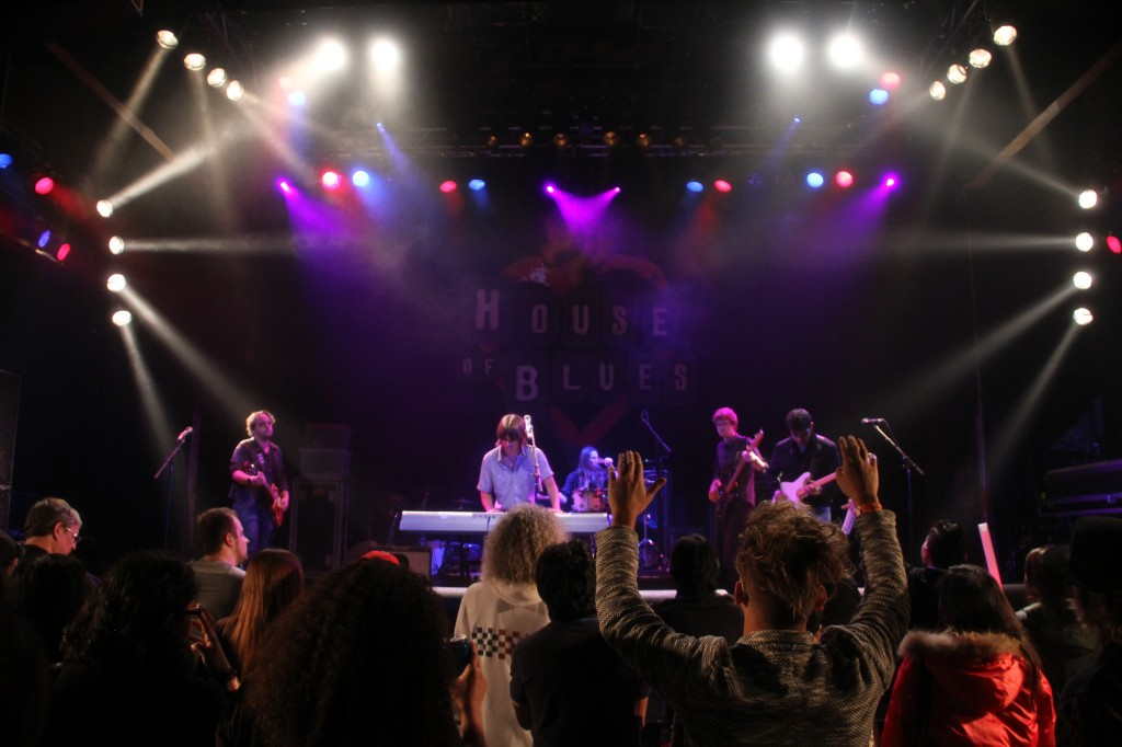 Dream Alive @ House of Blues (2014)
