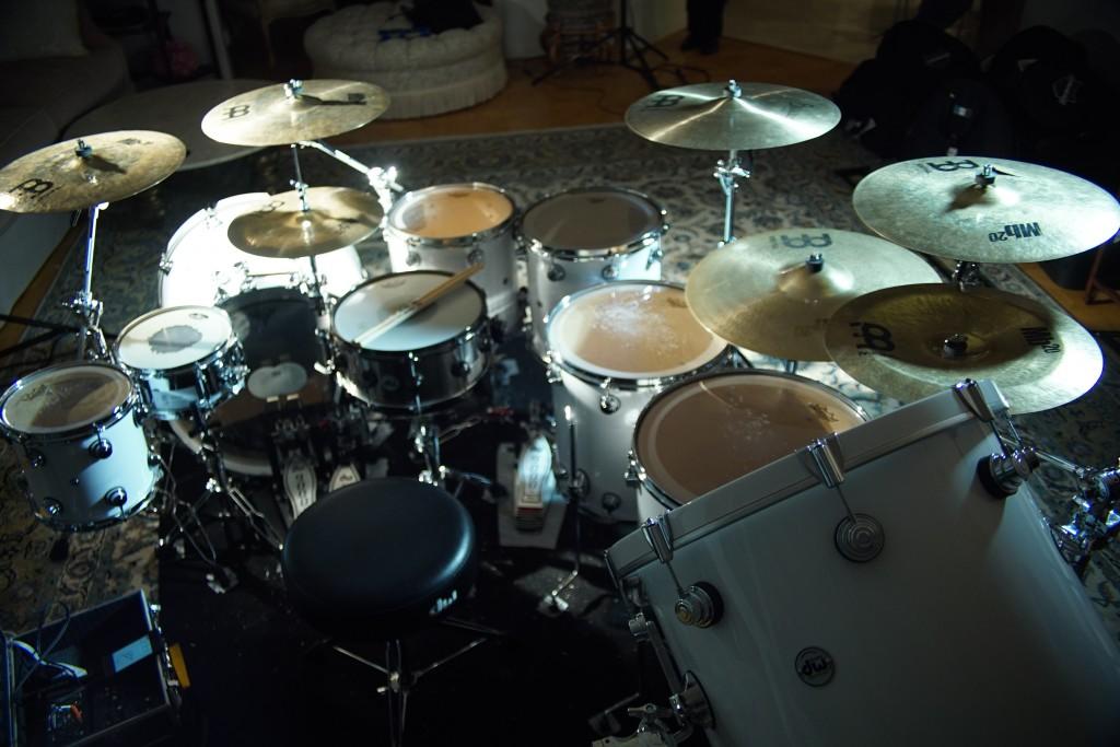 DW drums 1