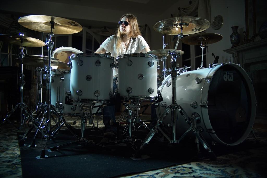 DW drums 10
