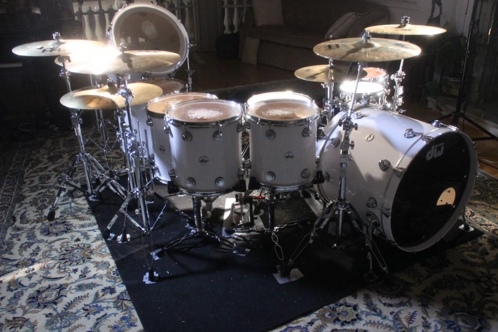 DW drums 11