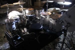 DW drums 14