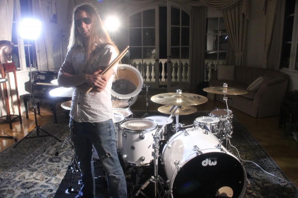 DW drums 15