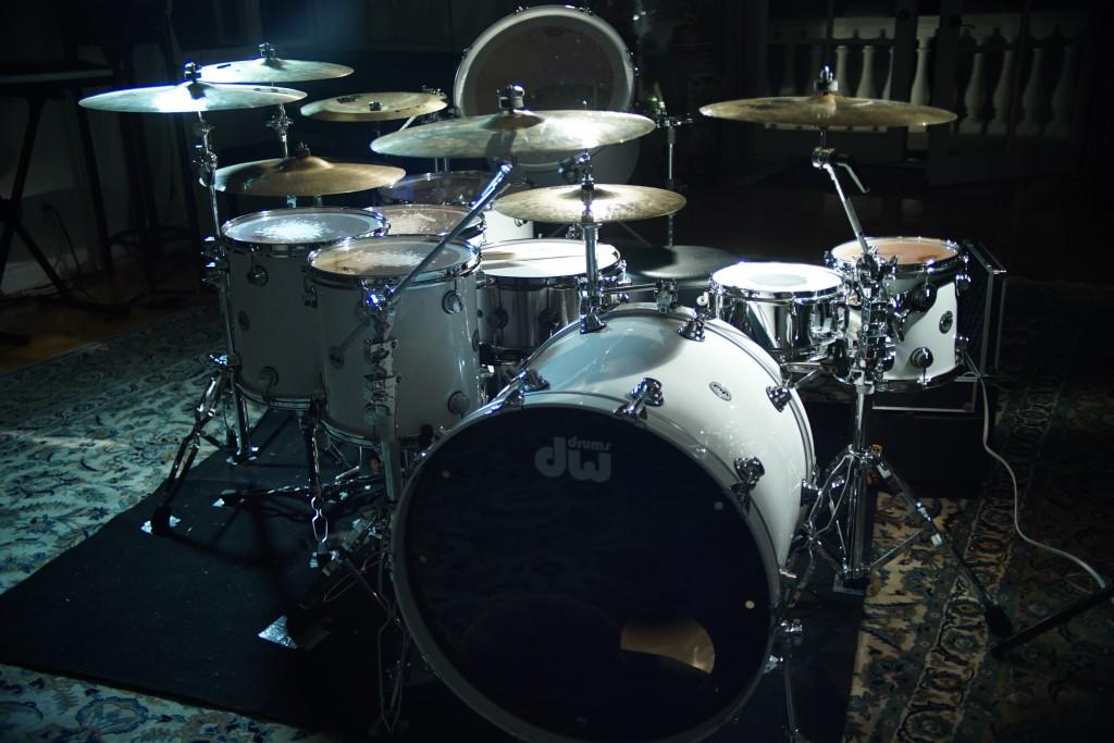 DW drums 2
